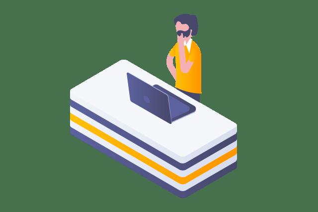 Maintenance d'un site internet